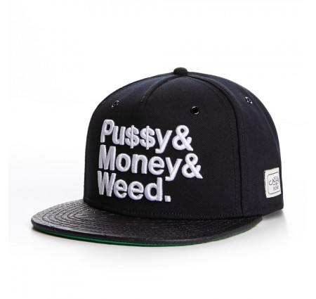 Letras de Pussy money and weed